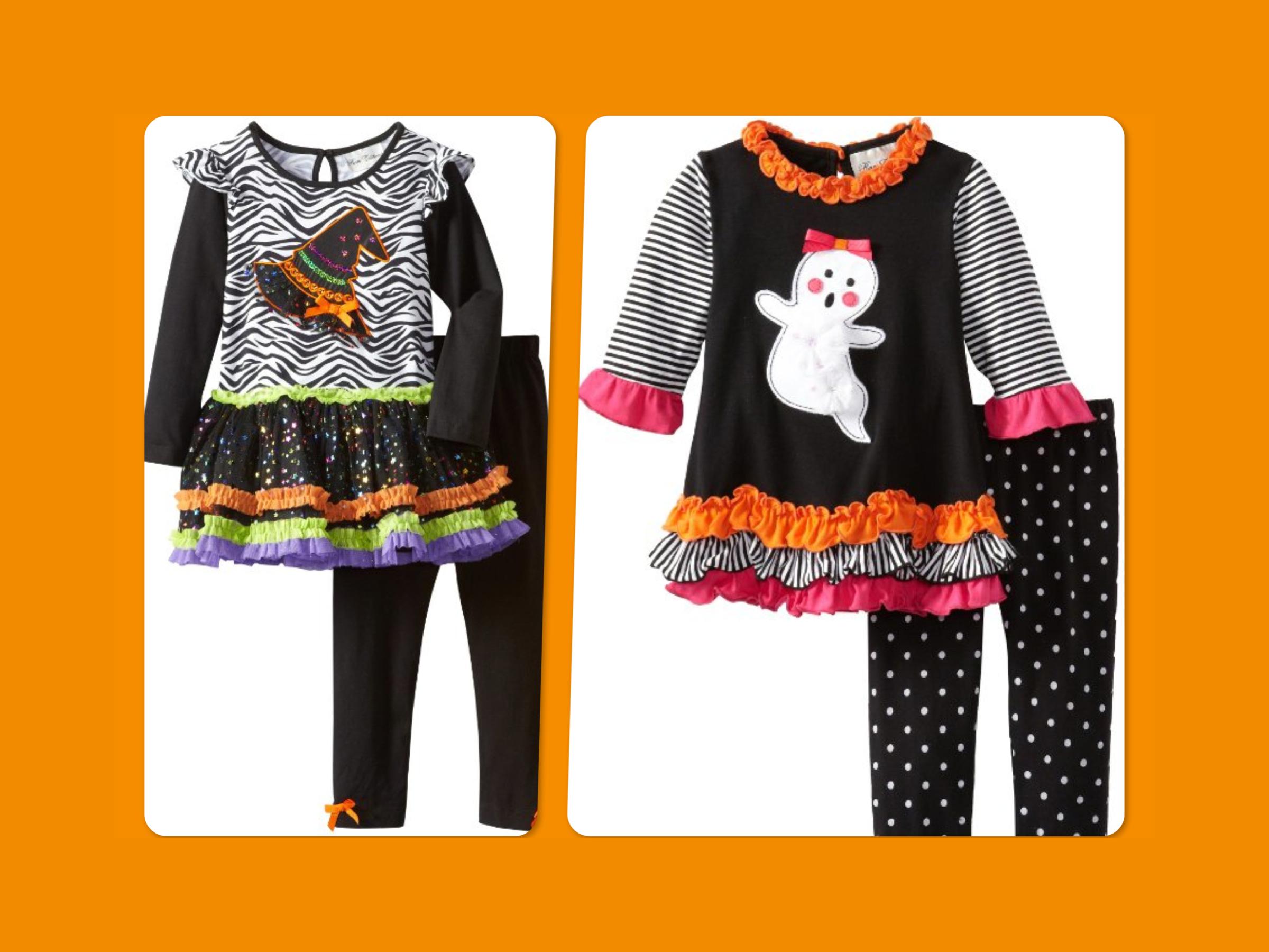Girls Halloween Clothing