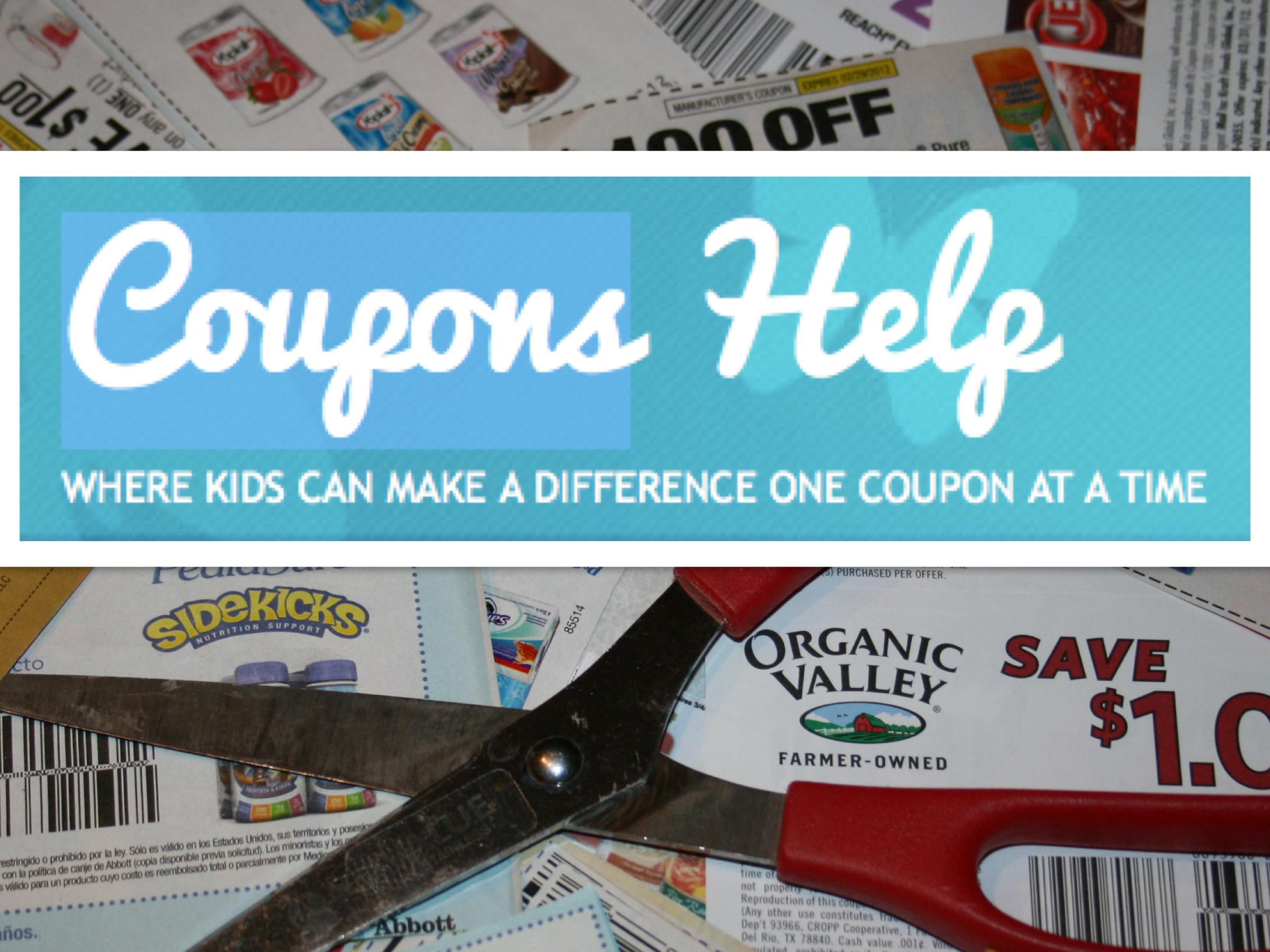 Coupons Help Service Project