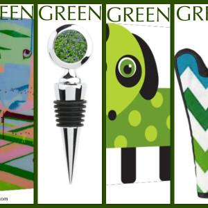 Green Home Decor