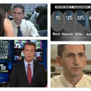 CBS Evening News with Scott Pelley 2013 Math & Reading Proficiency Report