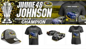 Jimmie Johnson Champion Gear