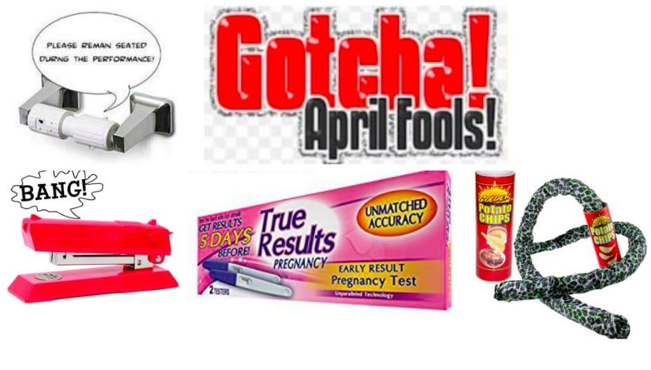 April Fools Day Pranks
